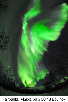 Aurora Angel Equinox 2013