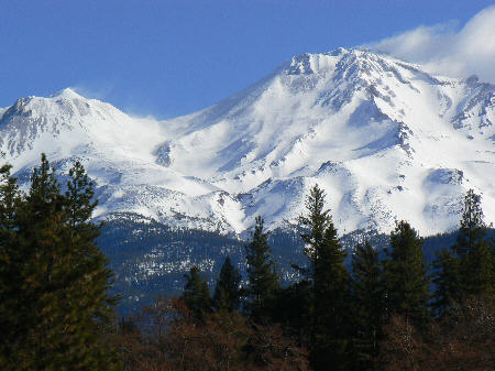 Mt. Shasta~Equinox-March 20, 2013